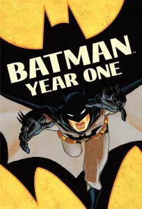 top 10 film animation - batman year one