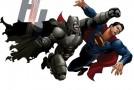 Deux artworks de promo pour Batman v Superman