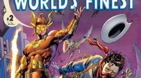 Preview VO – Convergence : World's Finest Comics #2