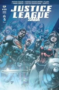 Justice League Saga #20