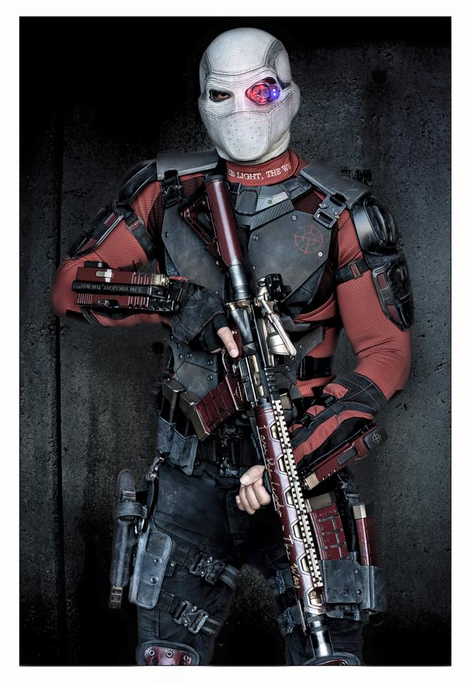 [Photos Officielles] Suicide Squad Will-Smith-Deadshot