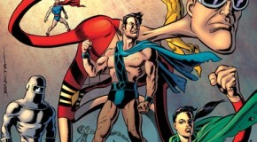 Preview VO – Convergence : Plastic Man and the Freedom Fighters #2
