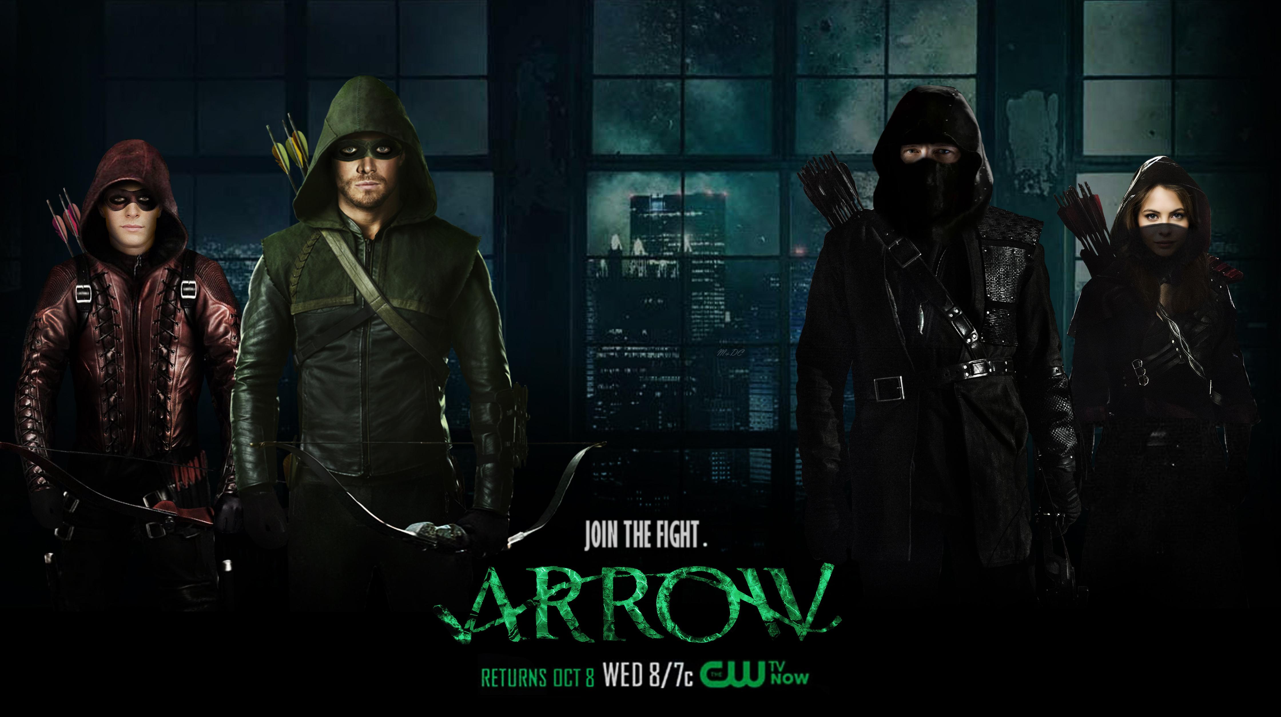 Arrow saison 4 : premier teaser trailer | DCPlanet.fr