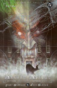 Arkham Asylum - Grant Morrison