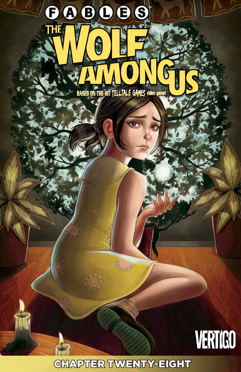 review FABLES : THE WOLF AMONG US #28