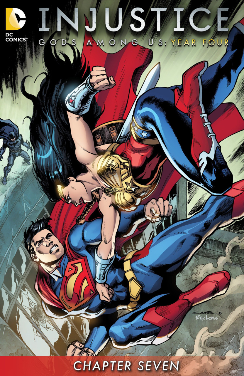 review INJUSTICE : GODS AMONG US YEAR FOUR #7