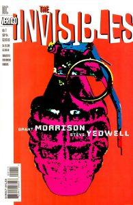 Invisibles - Grant Morrison