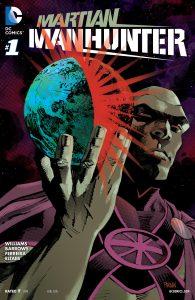 Critique de Martian Manhunter #1 (2015)