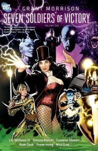 Seven Soldiers Of Victory - Grant Morrison