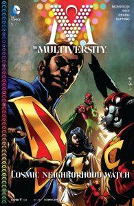 The Multiversity - Grant Morrison