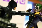 Batman et Joker s'affrontent en stop-motion