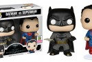 SDCC 2015 – Des Funko Pop Batman V Superman