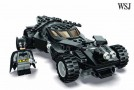 Une Batmobile Batman V Superman par LEGO