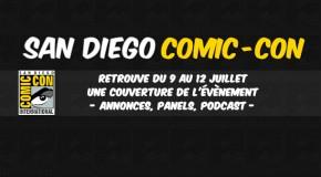 SDCC 2015 – Suivez l'actu en (quasi) temps-réel avec DC Planet !