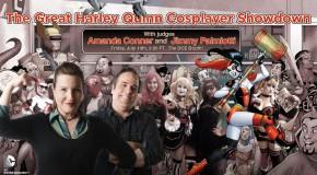 SDCC 2015 – Un concours de cosplay Harley Quinn