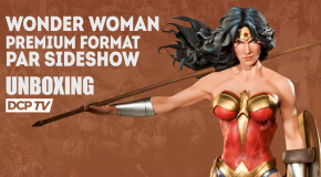 Unboxing – Wonder Woman Premium Format par Sideshow Collectibles
