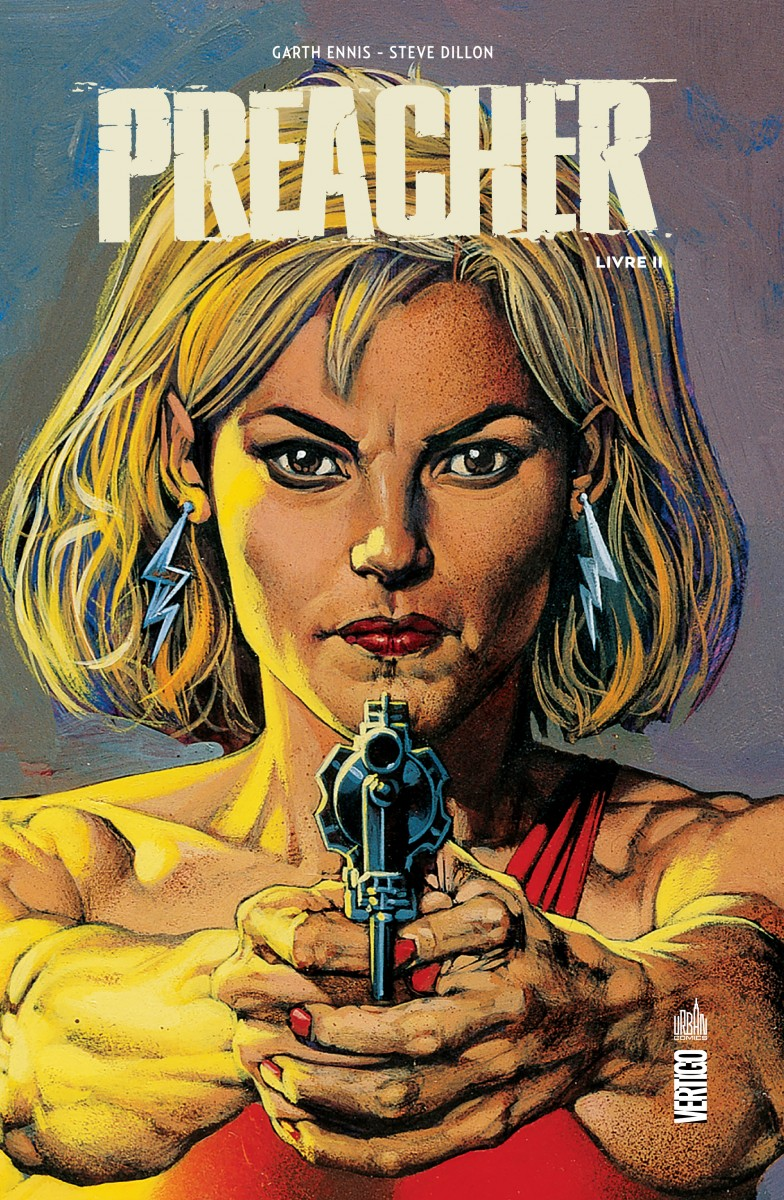 Review VF Preacher Tome 2