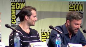 SDCC 2015 – Revivez le panel Batman V Superman en intégralité et en vidéo