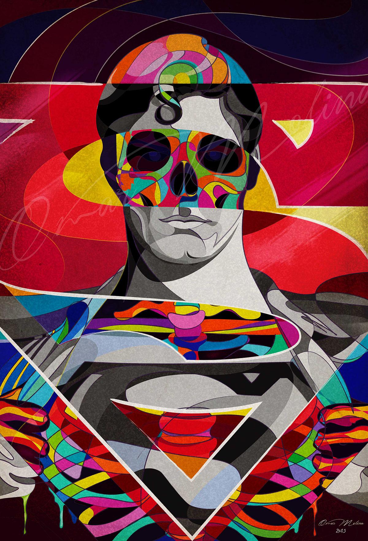 Dc fan arts 166 - Signe de superman ...