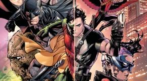 Un premier aperçu de Batman & Robin Eternal par Tony S. Daniel