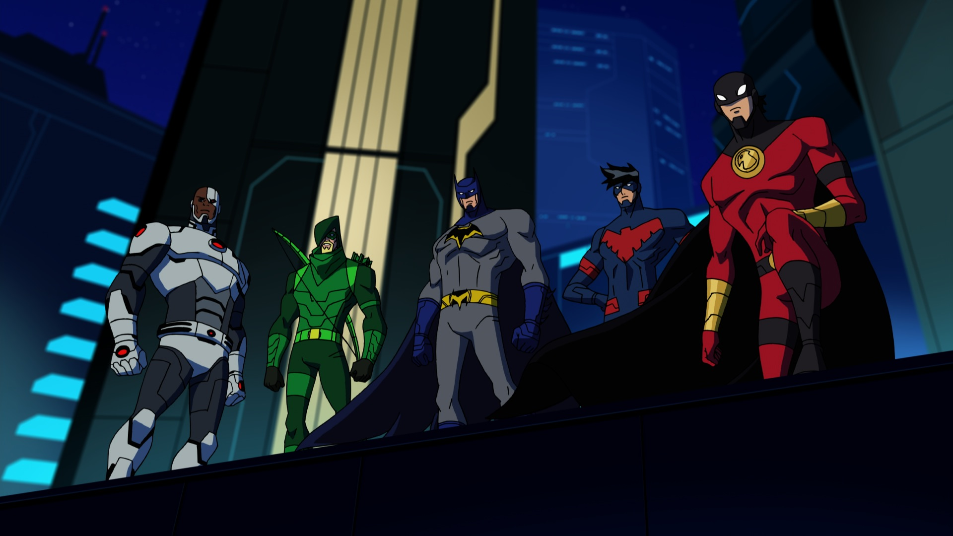BATMAN UNLIMITED MONSTER MAYHEM 2016