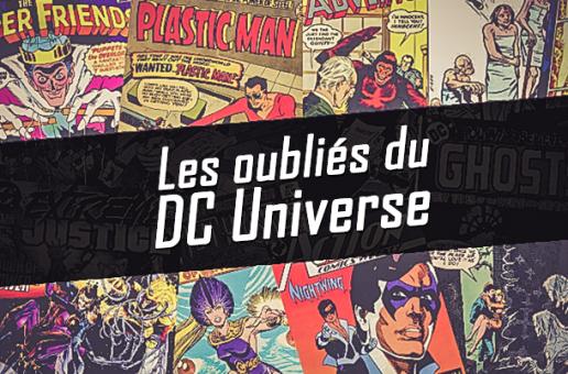 Les oubliés du DC Universe #1 – Les Wonder Twins