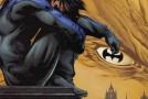 Steven R McQueen tease encore Nightwing