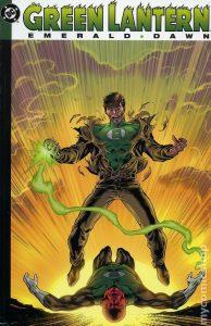 Critique de Green Lantern Emerald Dawn