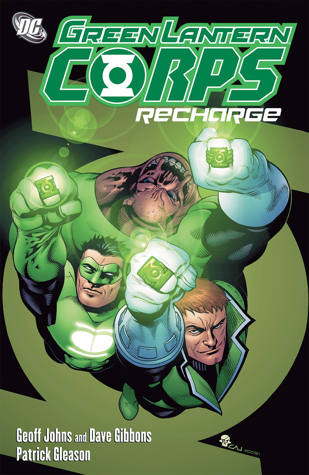 Review VO - Green Lantern Corps : Recharge 1