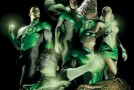 Review VF – Green Lantern Corps : Blackest Night