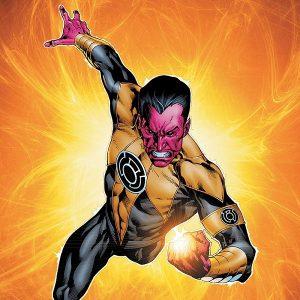 Top 10 - Sinestro