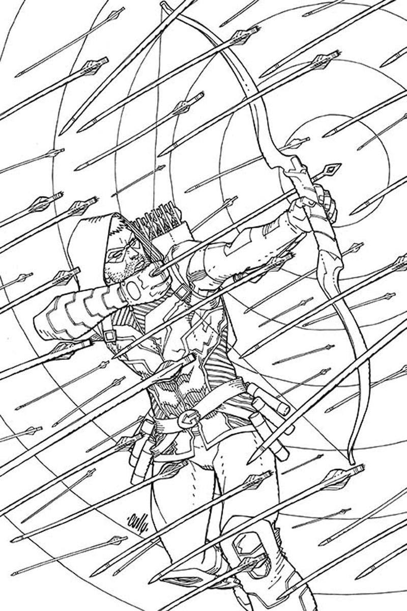 DC révèle des variant covers à colorier pour janvier ... Red Son Justice League