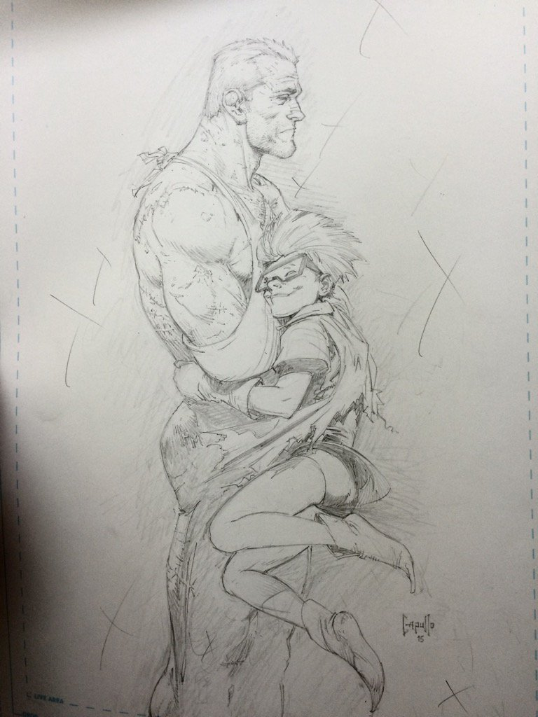 Bruce et Carrie