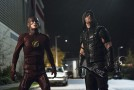 Le plein de photos pour le prochain crossover Arrow/The Flash