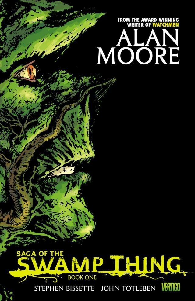 Review VO - Saga of the Swamp Thing Book One 1