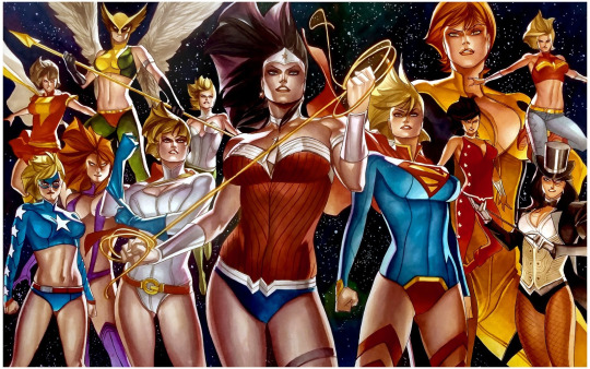 DC Womens