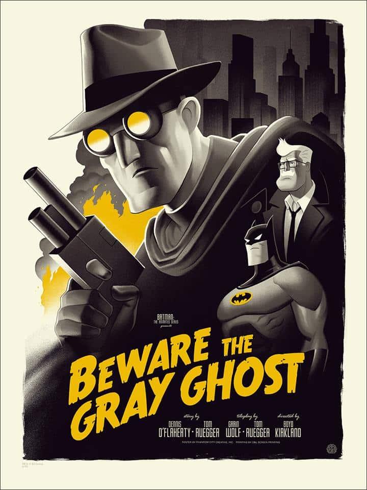 Beware the Gray Ghost