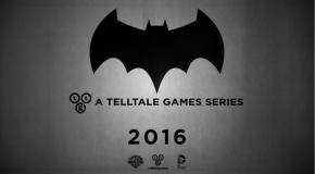 Telltale Games annonce un jeu Batman pour 2016