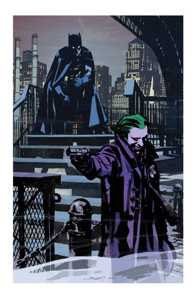 Batman et Joker
