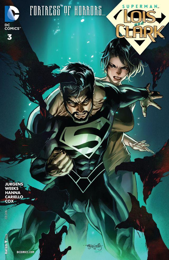 review SUPERMAN : LOIS & CLARK #3