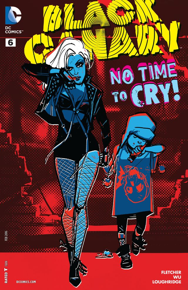 review BLACK CANARY #6