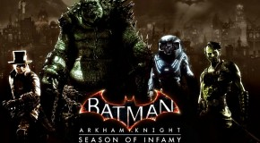 Test – Batman : Arkham Knight, DLC « Season of Infamy »