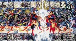 Urban annonce Crisis On Infinite Earths