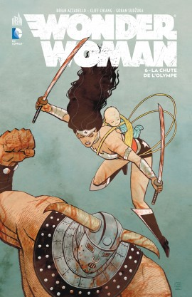 Wonder Woman tome 6 couverture