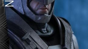 Hot Toys révèle la figurine Batman Armored de Batman v Superman