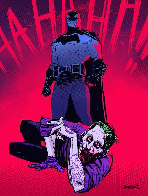 Joker v Batman