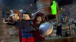 Une pub pour les Lego Batman v Superman