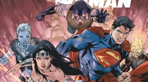 Preview VF – Superman & Wonder Woman Tome 1