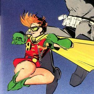 Top 10 Robin - Carrie Kelley