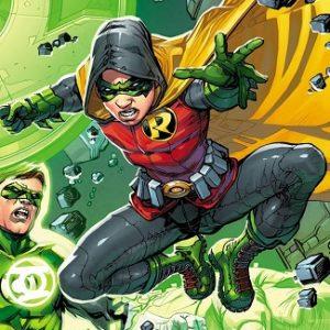Top 10 Robin -Damian Wayne